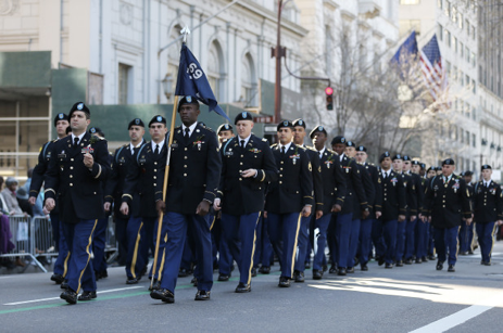 Why the 69th Leads the Parade Each Year